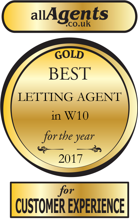 Best Letting Agent in W10 2017